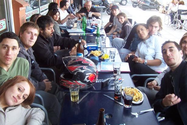 25-10-09 1° Encuentro Nacional de Scooters 013